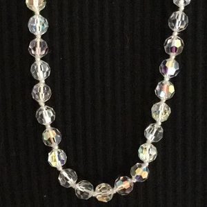 Beautiful Crystal Bead Necklace